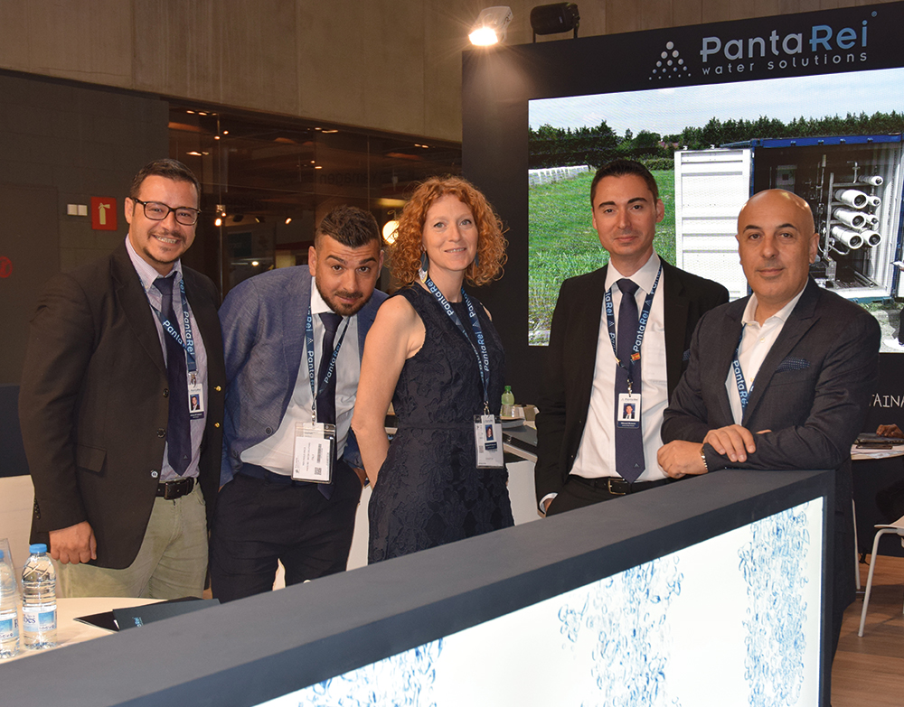 Worldwide textile water recovery | Panta Rei Water Solutions